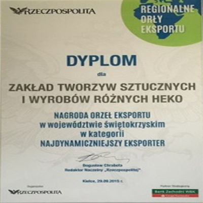 Export ledaer