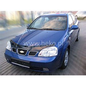 Wind deflector for front car windshield
