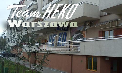 Team HEKO Warschau